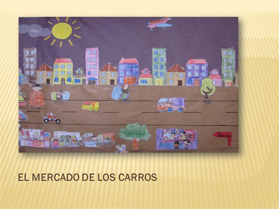 EL MERCADO DE LOS CARROS
