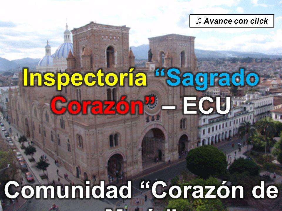 Inspectoría Sagrado Corazón – ECU Comunidad Corazón de María