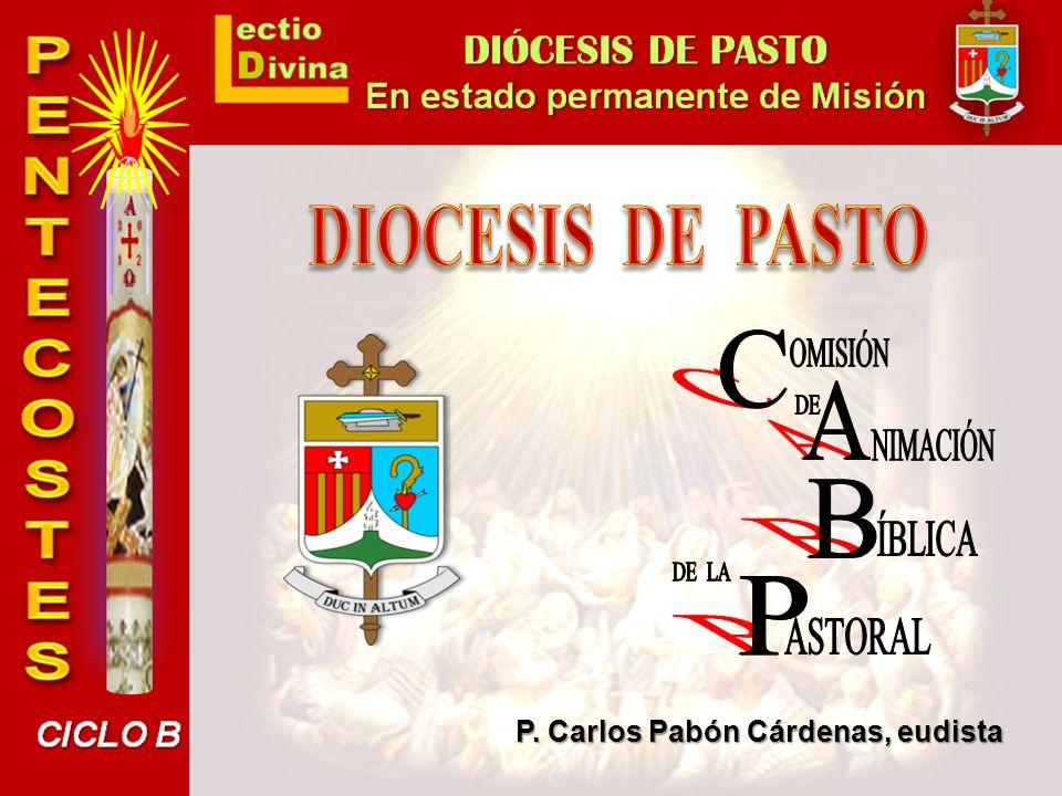 DIOCESIS DE PASTO C A B P P. Carlos Pabón Cárdenas, eudista OMISIÓN DE