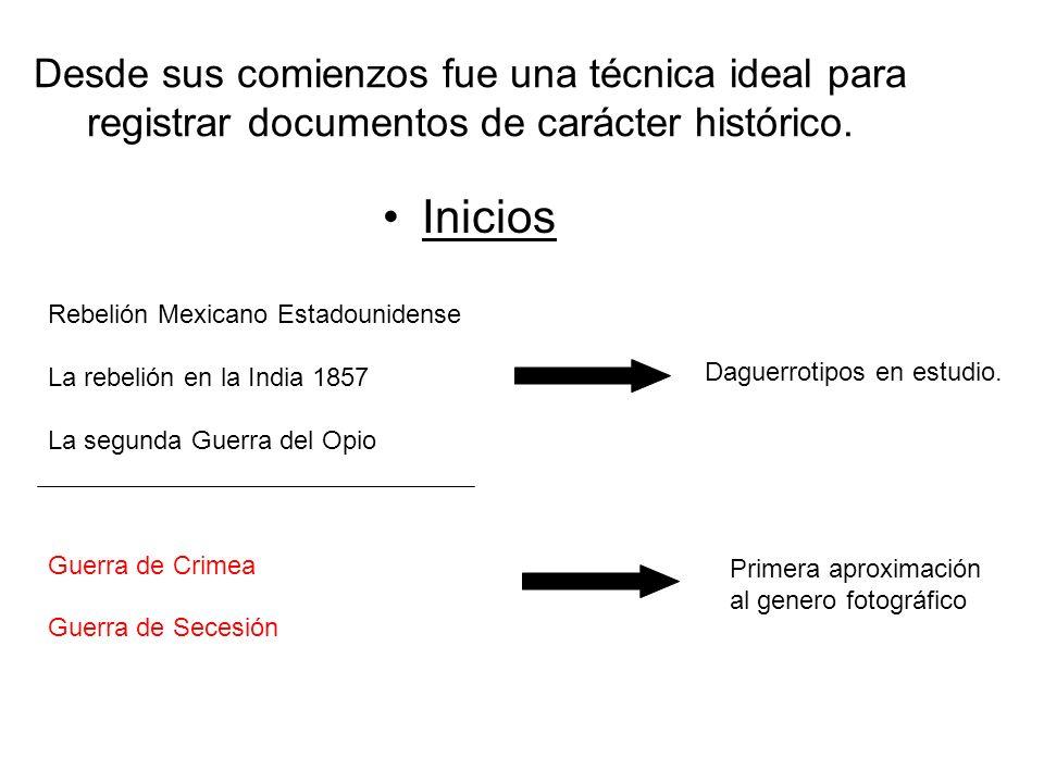 Desde sus comienzos fue una técnica ideal para registrar documentos de carácter histórico.