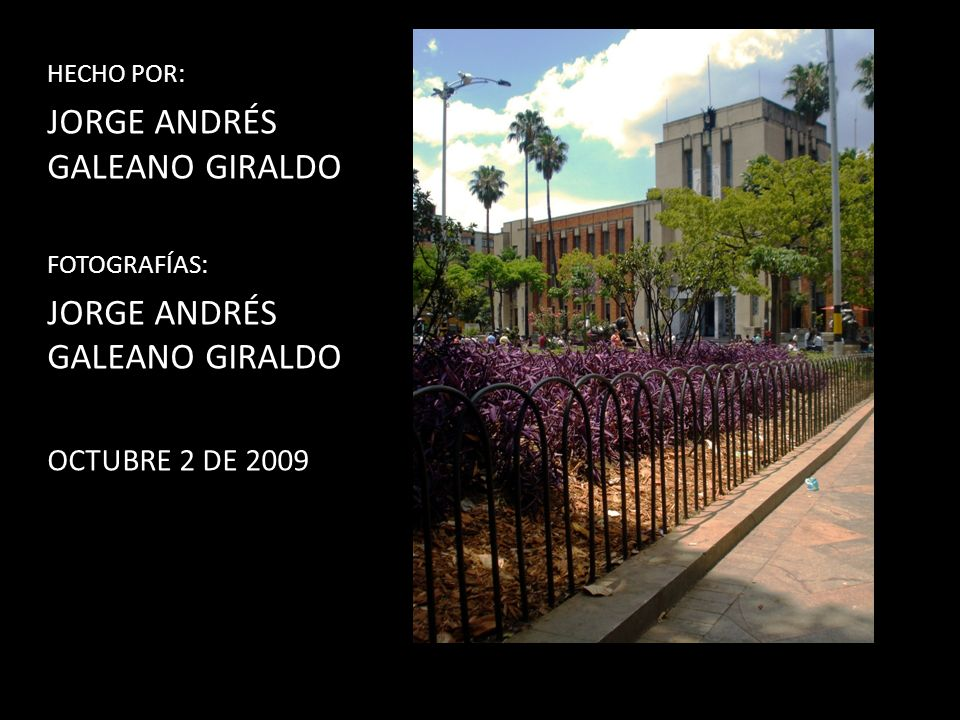 JORGE ANDRÉS GALEANO GIRALDO
