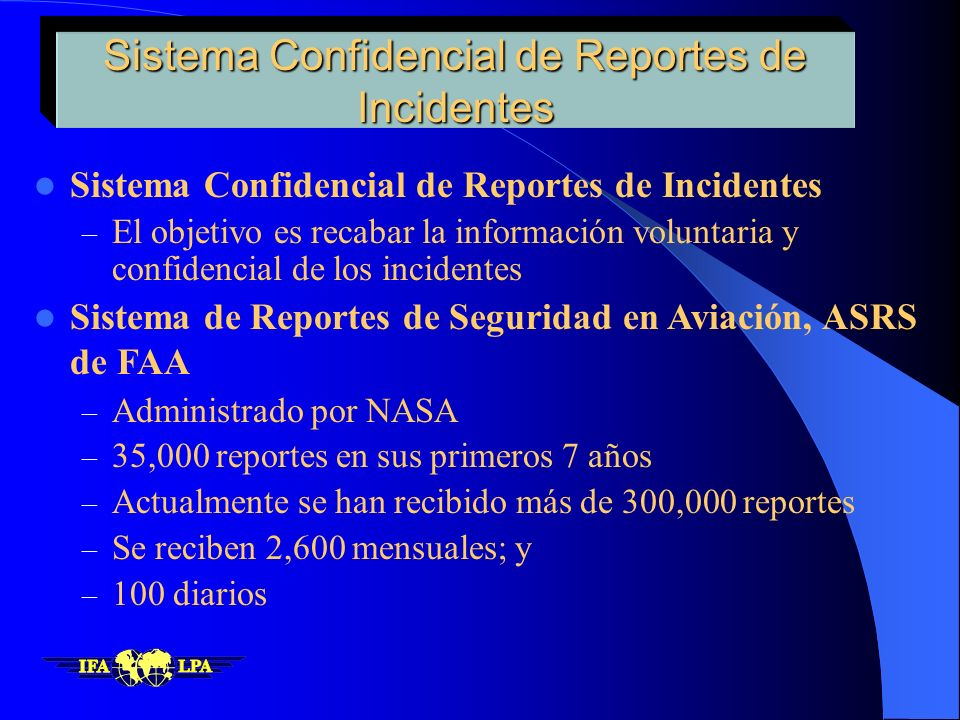 Sistema Confidencial de Reportes de Incidentes
