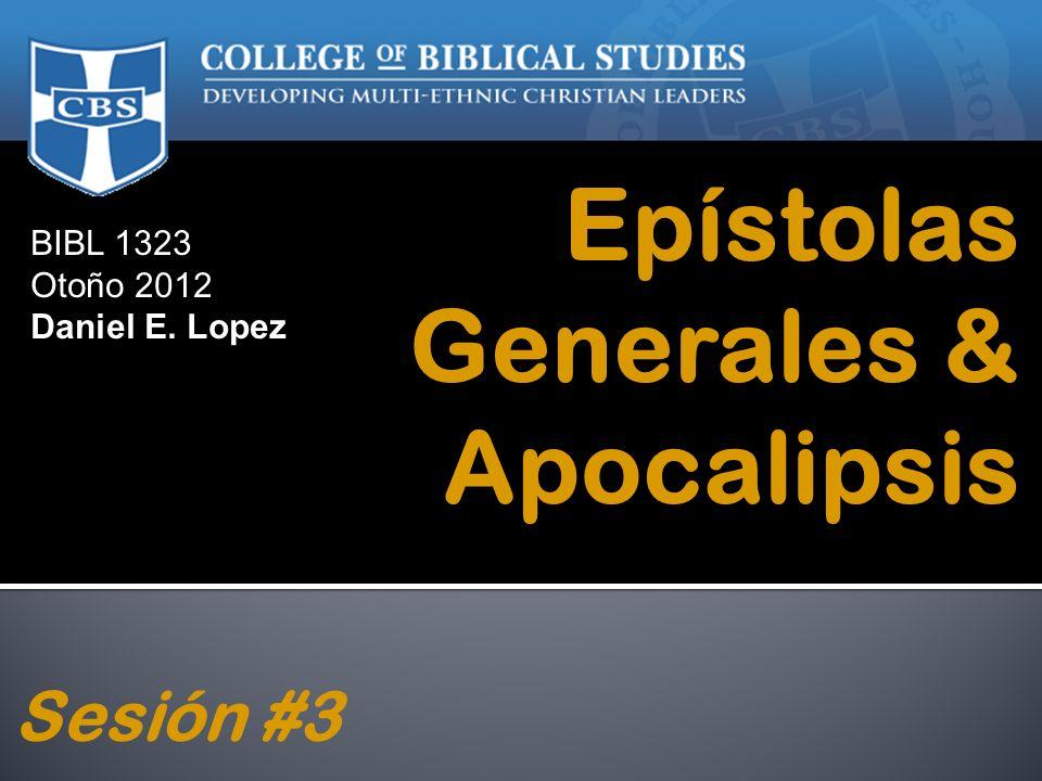 Epístolas Generales & Apocalipsis