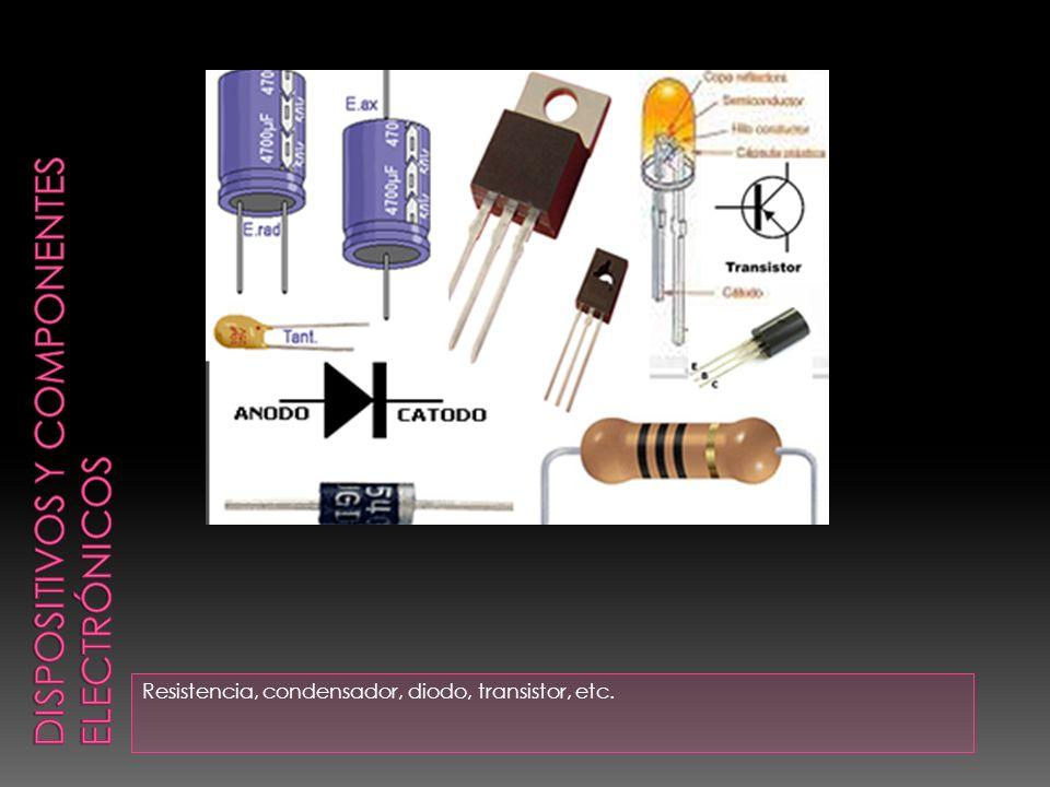 dispositivos y componentes electrónicos