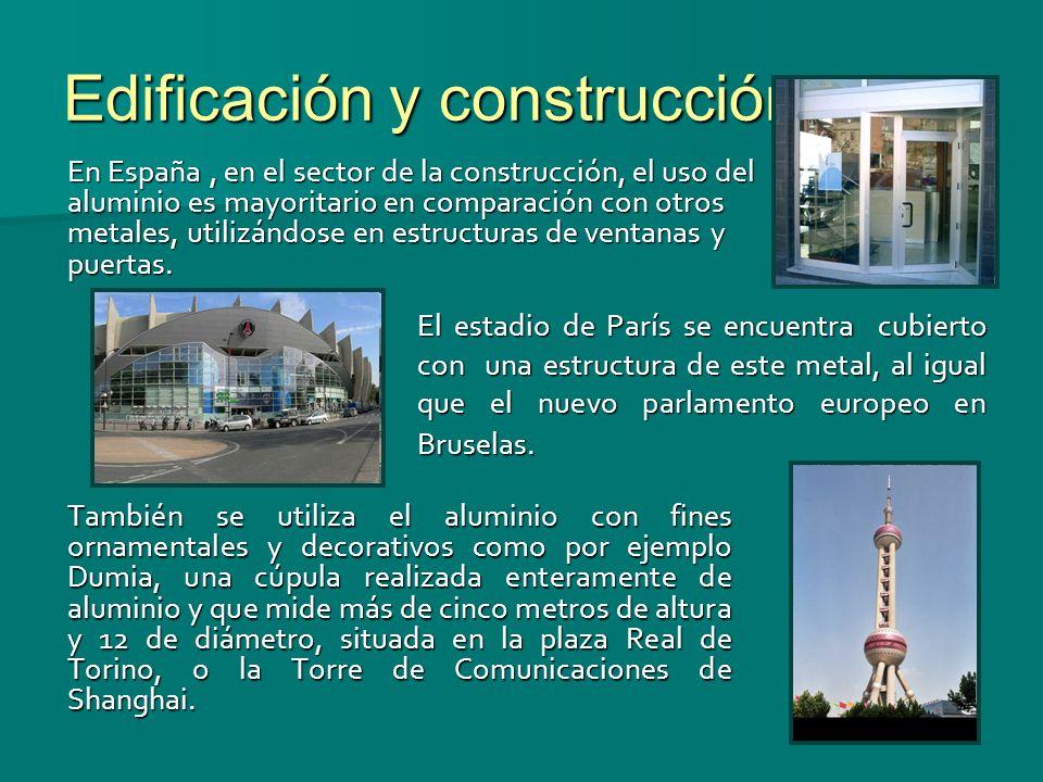 Edificación y construcción :