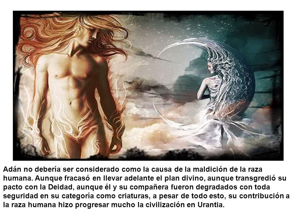 Adán no debería ser considerado como la causa de la maldición de la raza humana.
