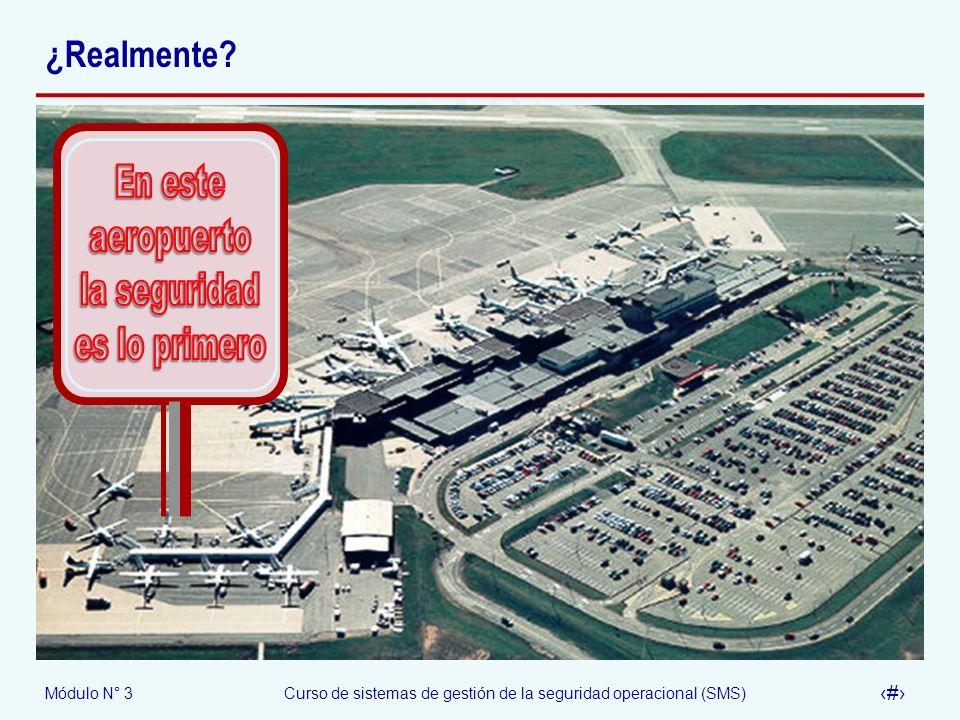 En este aeropuerto la seguridad es lo primero