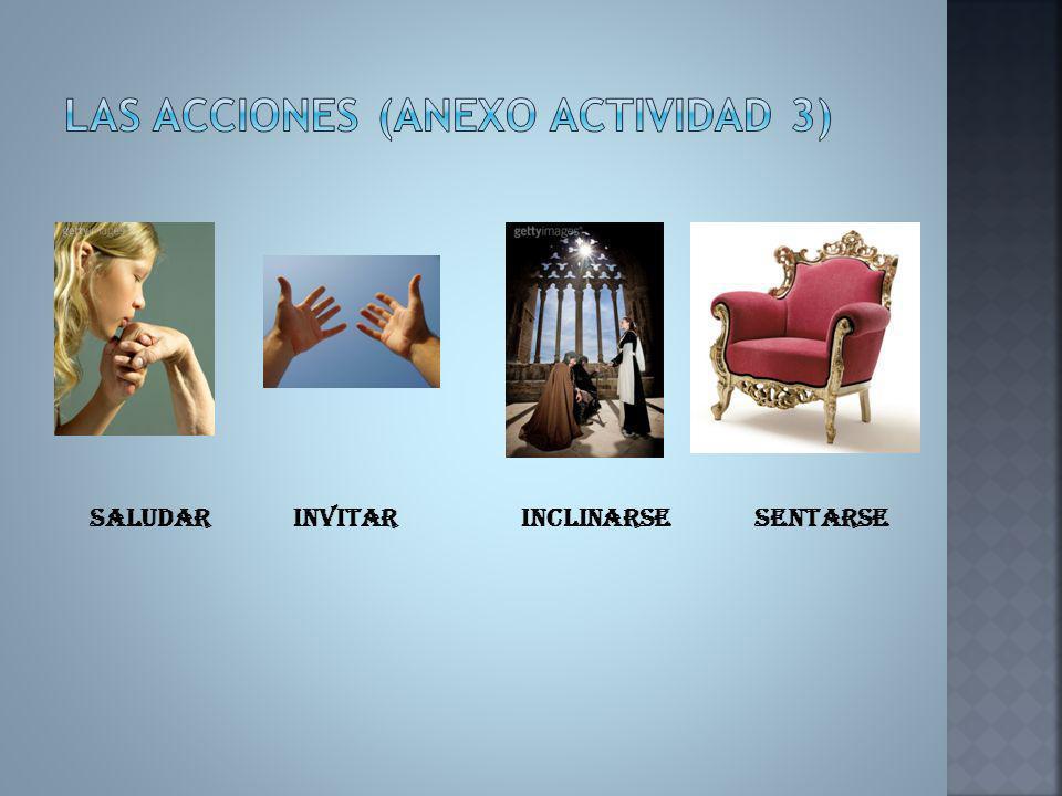 LAS ACCIONES (anexo actividad 3)