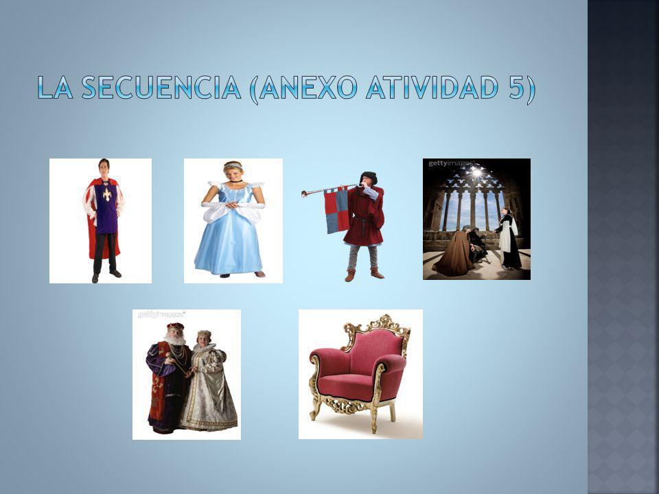 La secuencia (ANEXO ATIVIDAD 5)