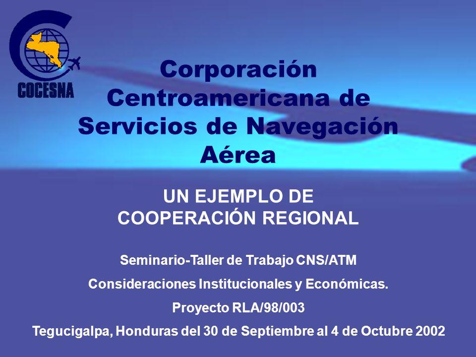 Corporación Centroamericana de Servicios de Navegación Aérea