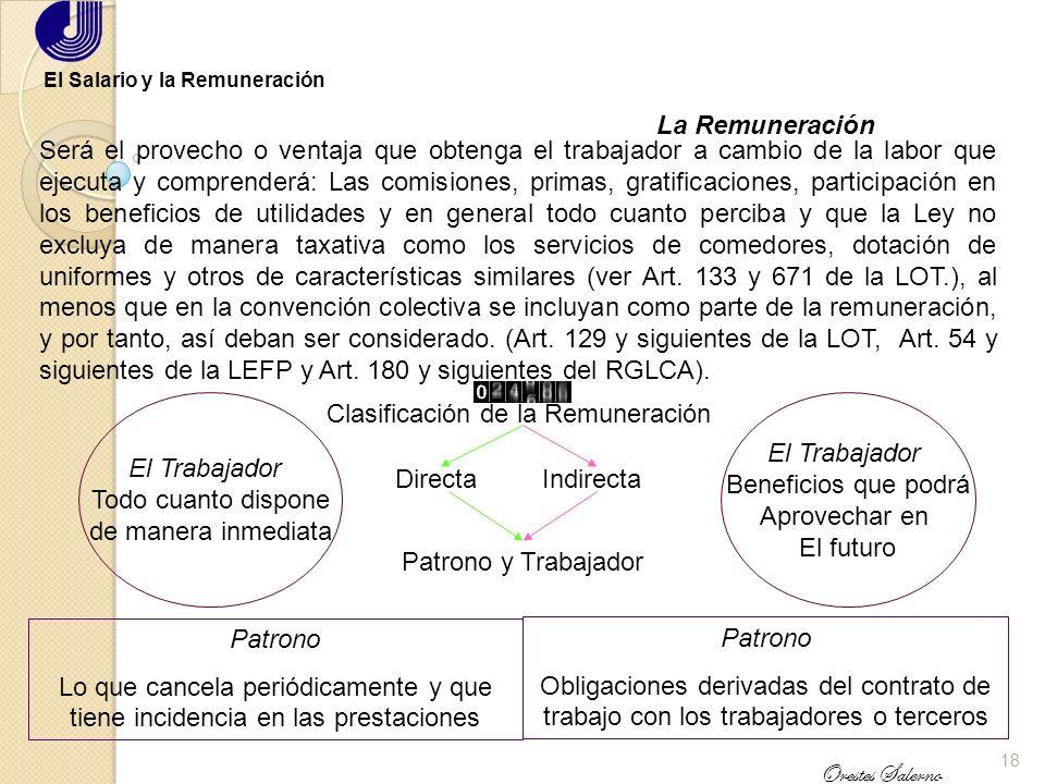 Elaboración de Nómina e Indemnizaciones Laborales