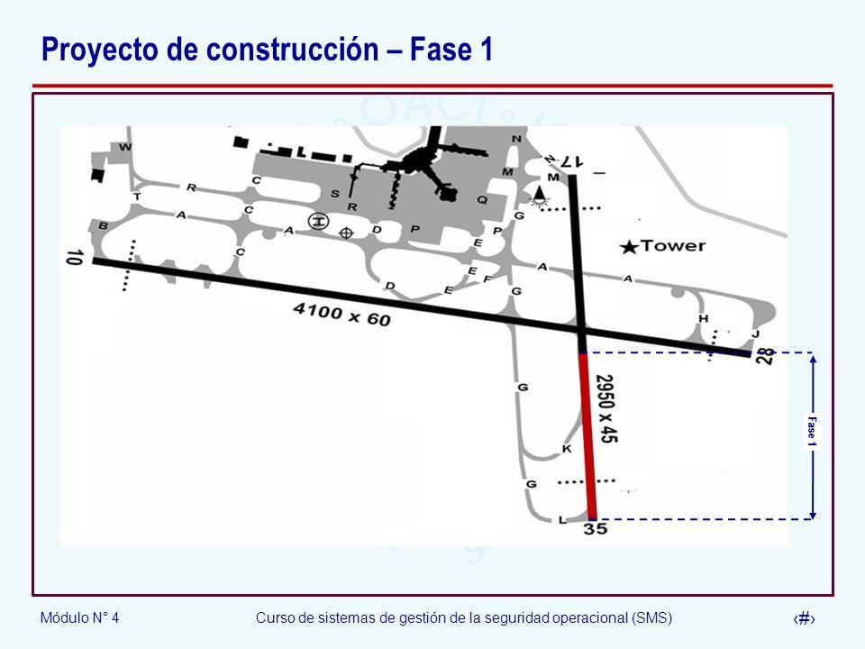 Proyecto de construcción – Fase 1