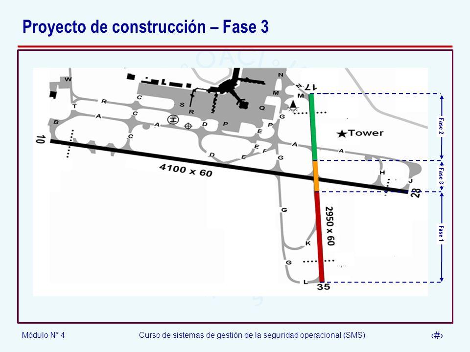 Proyecto de construcción – Fase 3