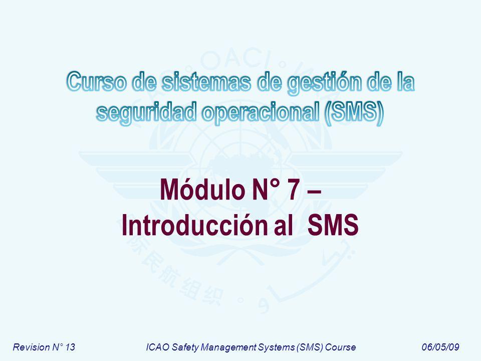 Módulo N° 7 – Introducción al SMS