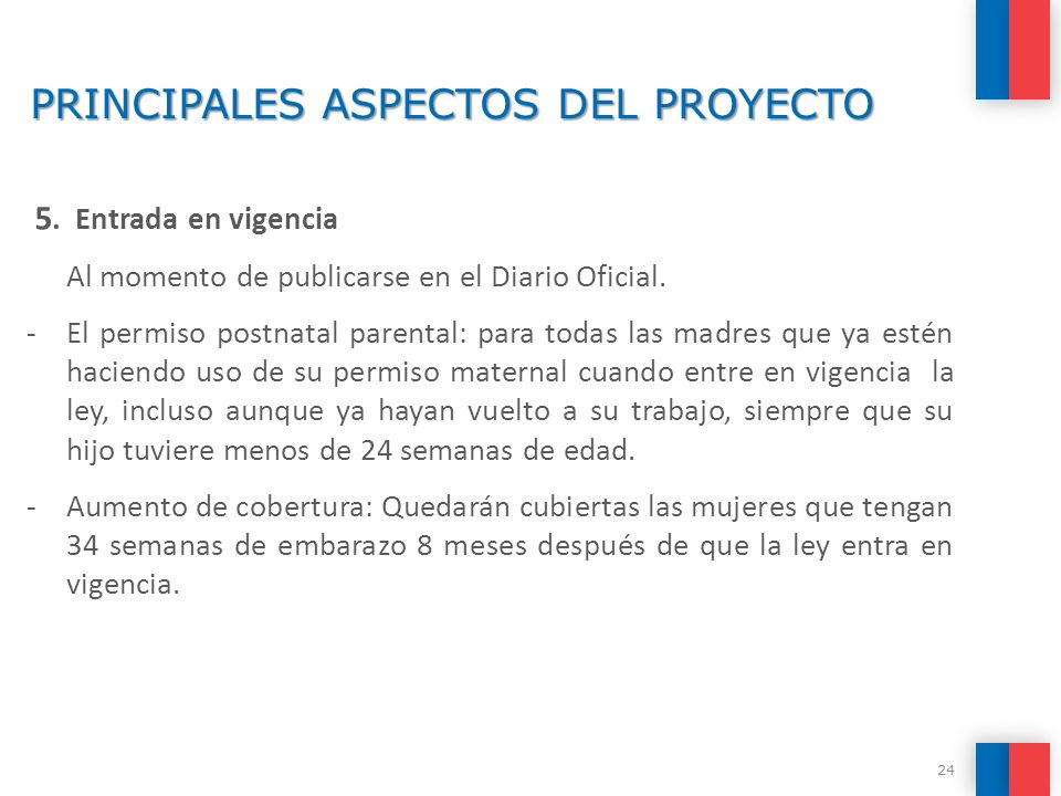 PRINCIPALES ASPECTOS DEL PROYECTO
