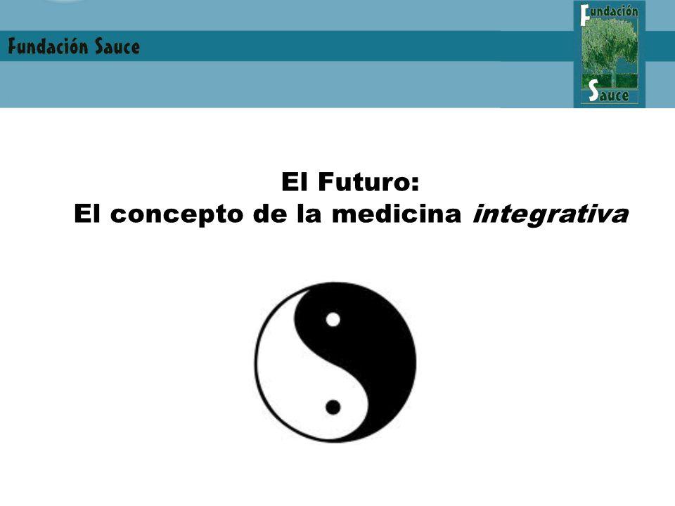 El concepto de la medicina integrativa