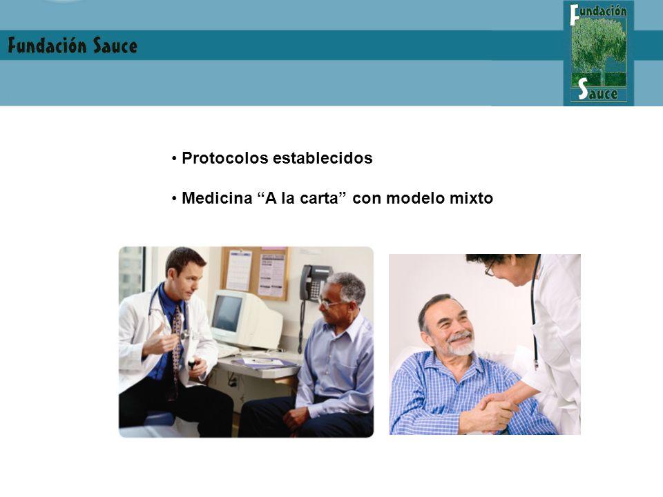 Protocolos establecidos