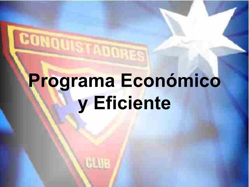 Programa Económico y Eficiente