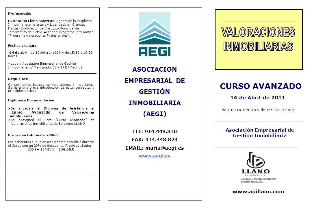 Asociación Empresarial de Gestión Inmobiliaria