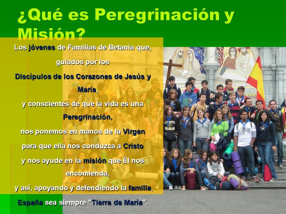 ¿Qué es Peregrinación y Misión
