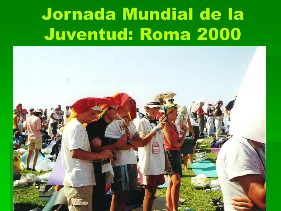 Jornada Mundial de la Juventud: Roma 2000