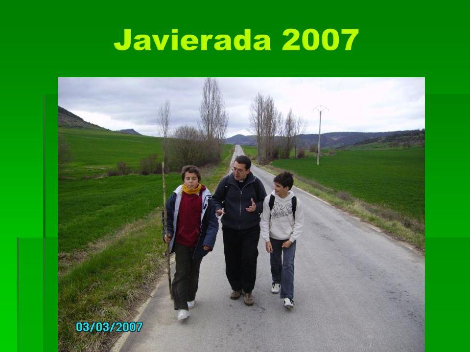 Javierada 2007