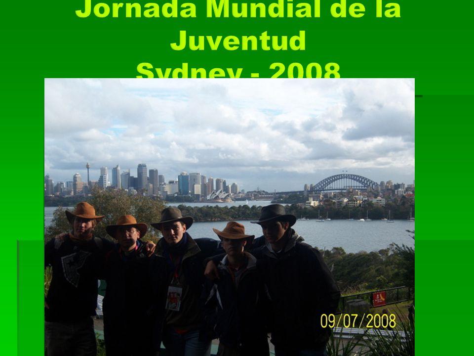 Jornada Mundial de la Juventud Sydney - 2008