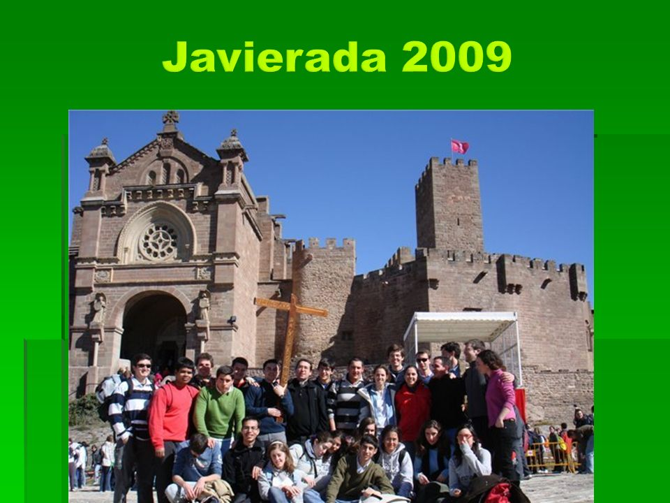 Javierada 2009