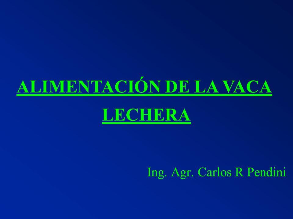Ing. Agr. Carlos R Pendini