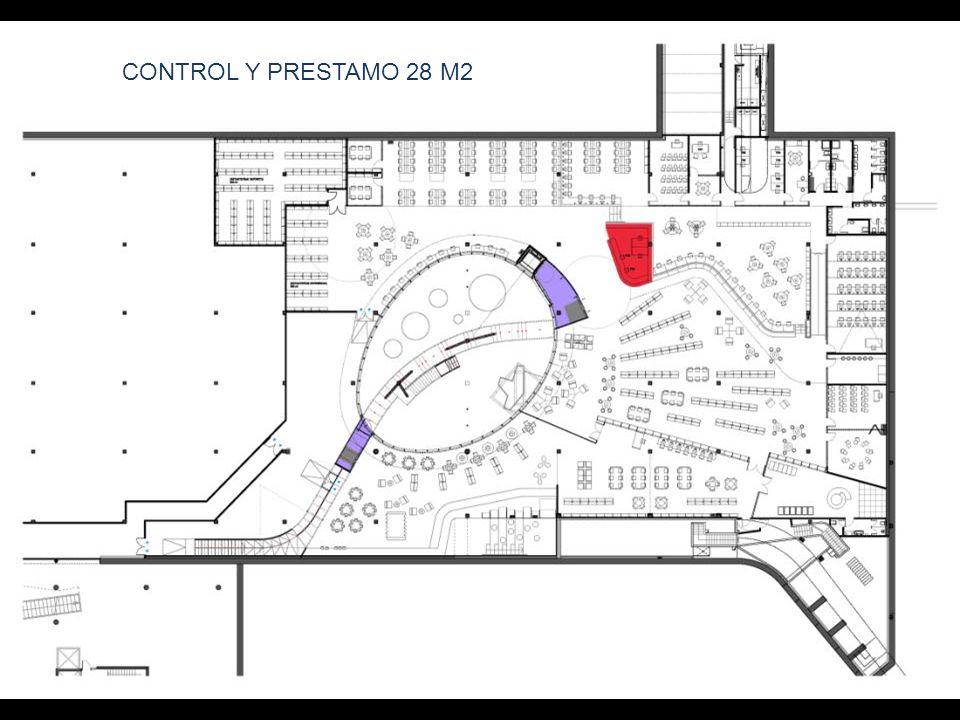 CONTROL Y PRESTAMO 28 M2