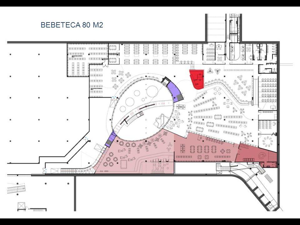 BEBETECA 80 M2