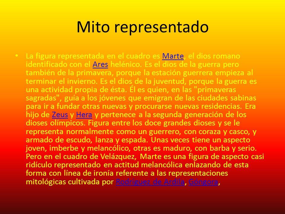 Mito representado