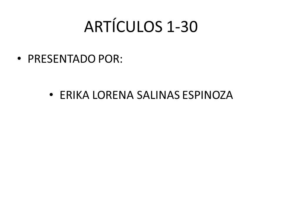 ERIKA LORENA SALINAS ESPINOZA