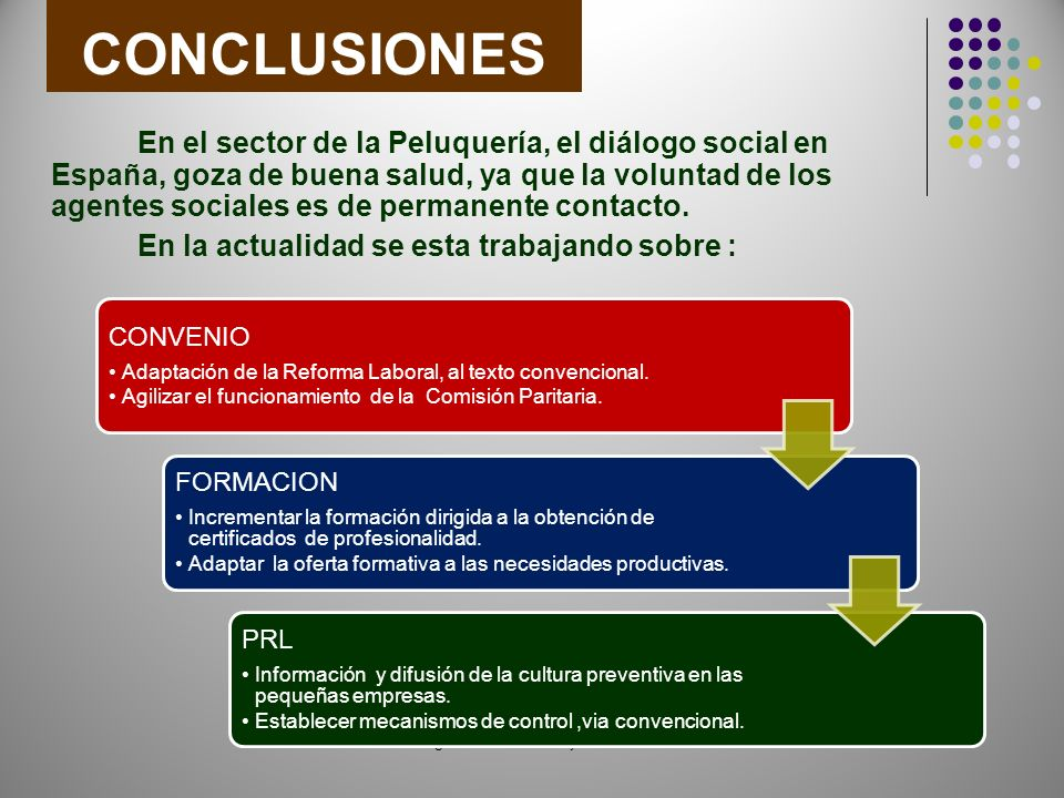 Dialogo social Madrid 25 y 26 abril 2013