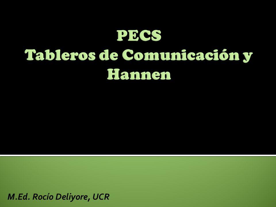 PECS Tableros de Comunicación y Hannen