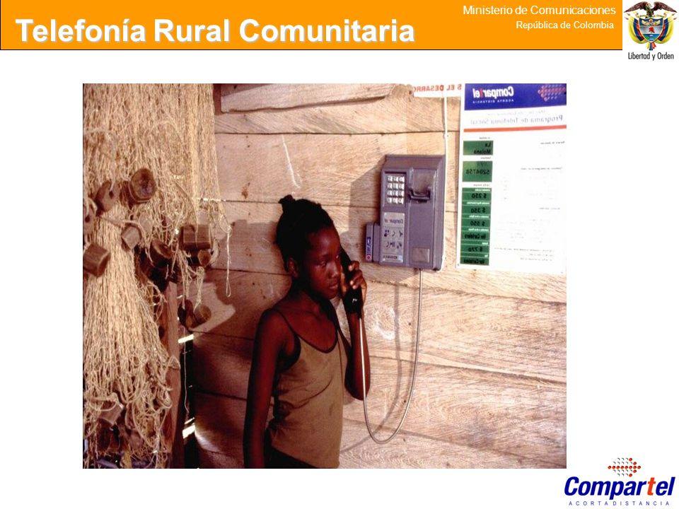 Telefonía Rural Comunitaria