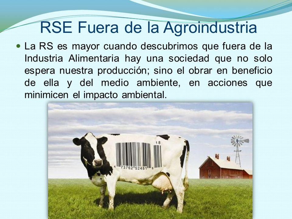 RSE Fuera de la Agroindustria