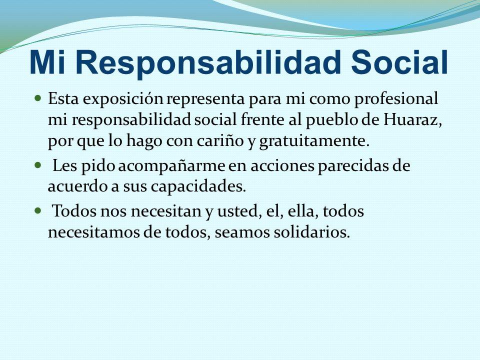 Mi Responsabilidad Social