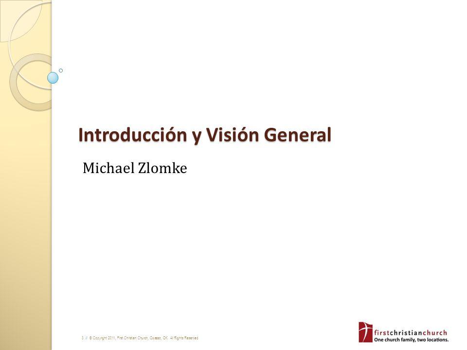 Introducción y Visión General