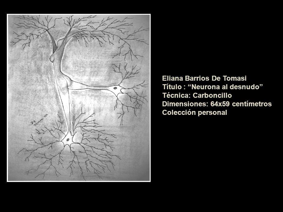 Eliana Barrios De Tomasi