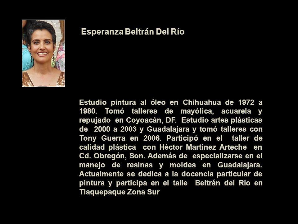 Esperanza Beltrán Del Río