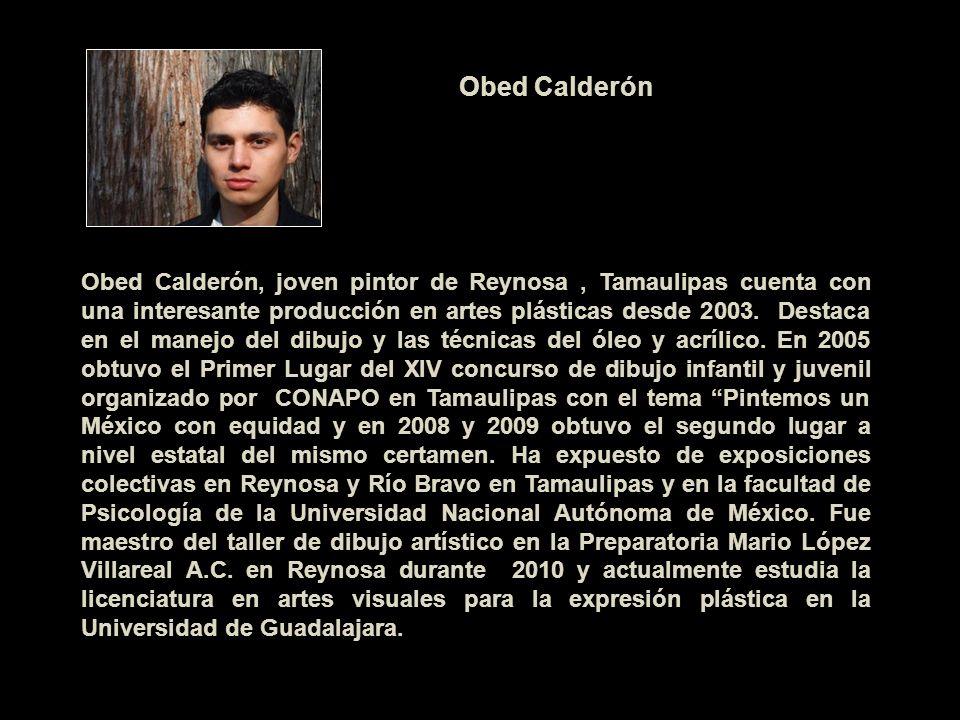 Obed Calderón