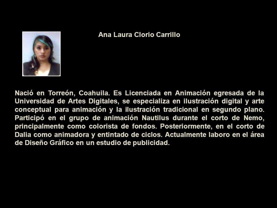Ana Laura Clorio Carrillo