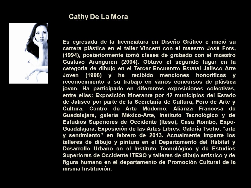 Cathy De La Mora