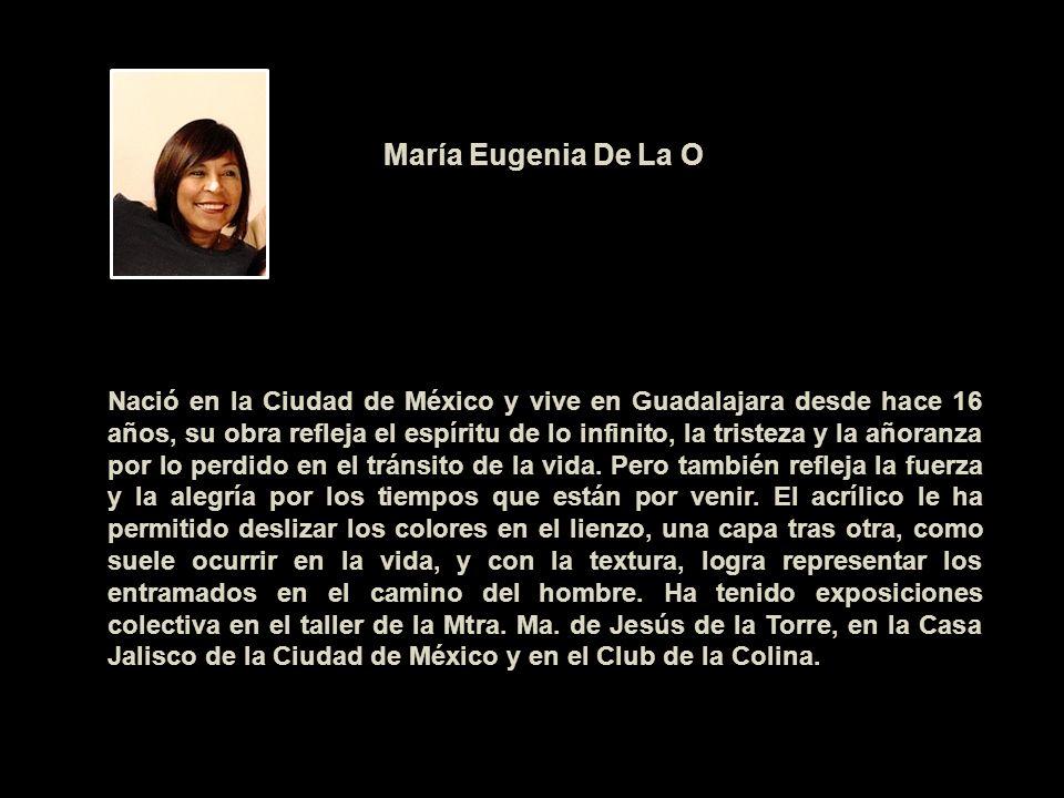 María Eugenia De La O