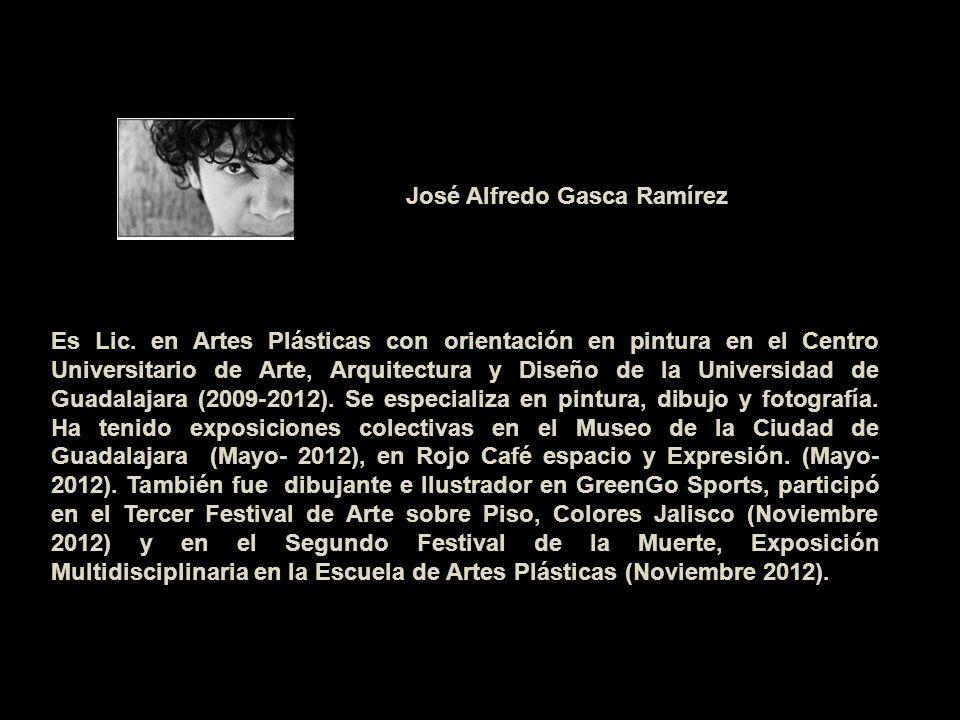 José Alfredo Gasca Ramírez