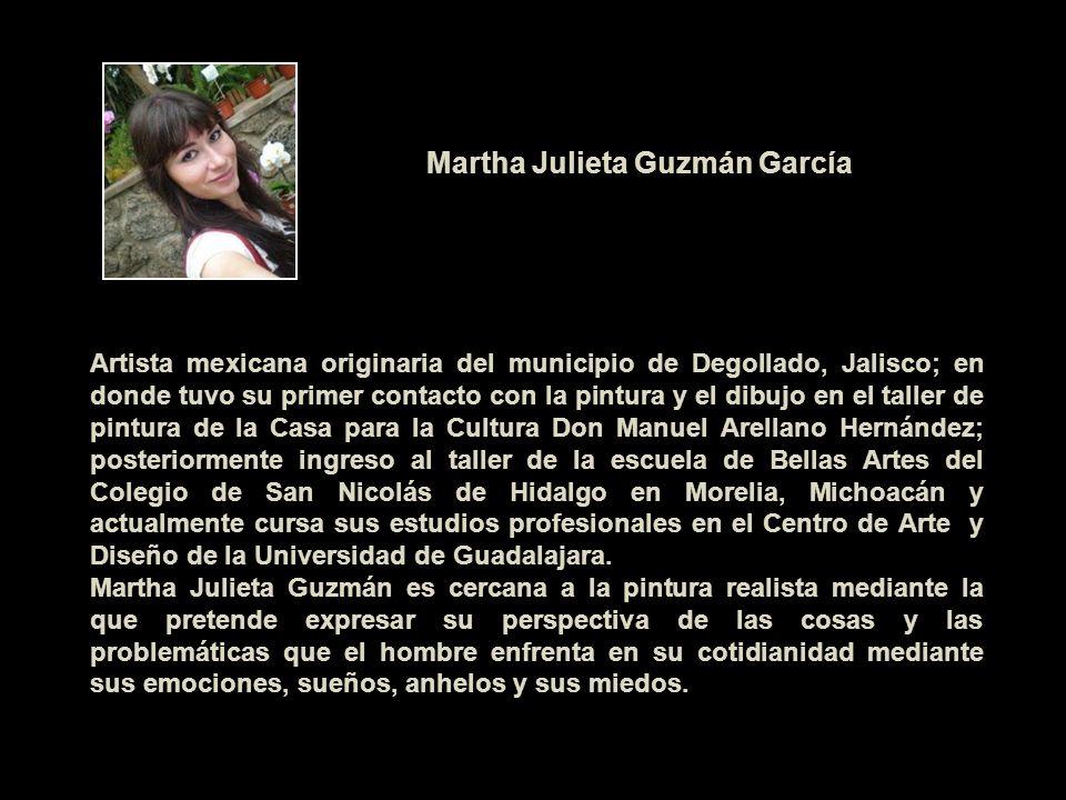Martha Julieta Guzmán García