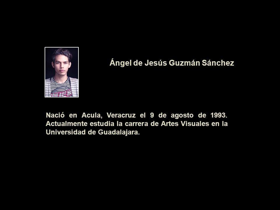 Ángel de Jesús Guzmán Sánchez