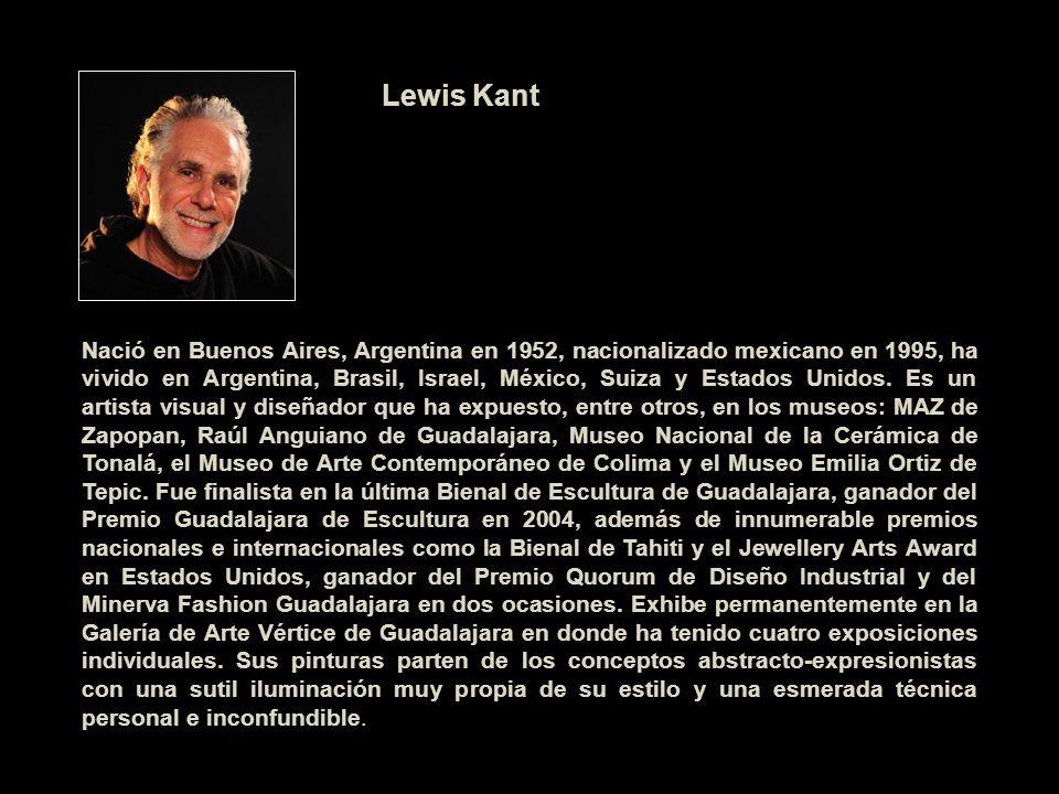 Lewis Kant