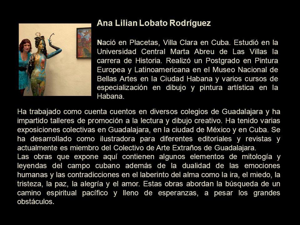 Ana Lilian Lobato Rodríguez